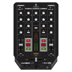 Behringer VMX200 USB DJ Mixer