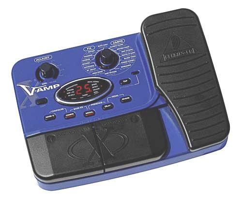 Behringer X V-AMP  Multi-Effekt
