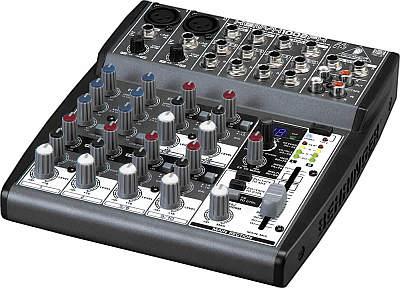 Behringer XENYX 1002 FX Mixer mit Effekten