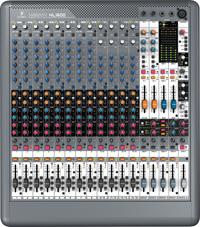 Behringer XENYX XL1600 16-Kanal 4-Bus LiveMixer