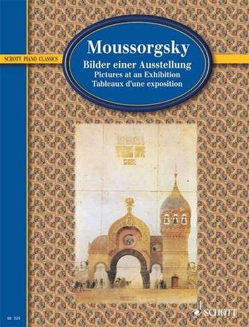 Bilder einer Ausstellung - Mussorgski, Modest