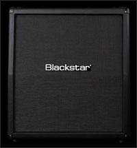 Blackstar Series One 412A 4x12 Cabinet schräg