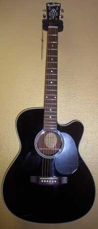 Blueridge BR-43 C BK
