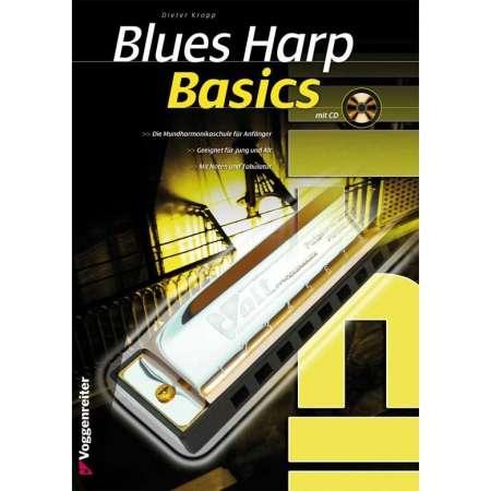 Blues Harp Basics (mit CD)