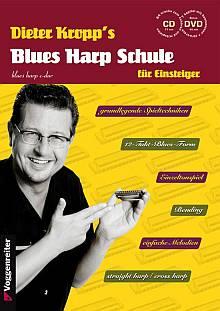 Blues Harp Schule - Dieter Kropp