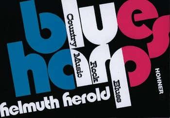 Blues Harp: Schule für Mundharmonika