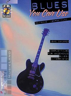 Blues You Can Use - John Ganapes mit CD