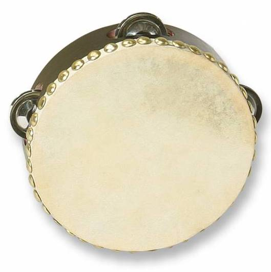Boing Tamburin 22 cm, mit 6 Schellen TAB-22