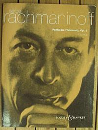 Boosey & Hawkes Fantaisie für 2 Pianos / Serge Rachmaninoff