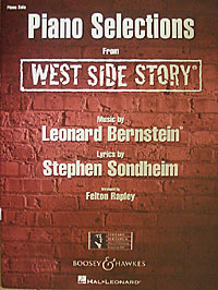 Boosey & Hawkes West Side Story Piano Selections