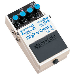 Boss DD-6 Digital Delay/Echo