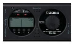 Boss TU-88 BK Tuner