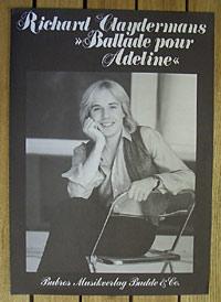 Budde Verlag Ballade pour Adeline / Richard Clayderman