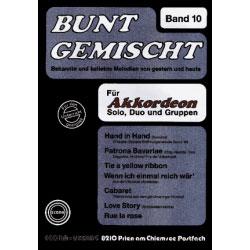 Bunt Gemischt Band 10