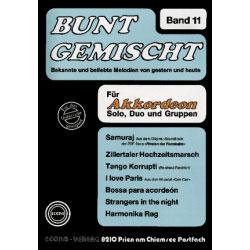Bunt Gemischt Band 11