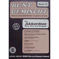 Bunt Gemischt Band 19