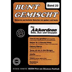 Bunt Gemischt Band 20