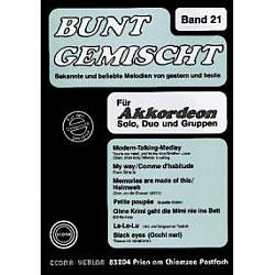 Bunt Gemischt Band 21