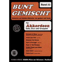 Bunt Gemischt Band 23