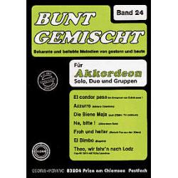 Bunt Gemischt Band 24