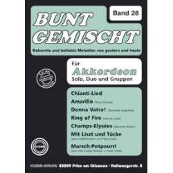 Bunt gemischt Band 28