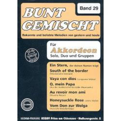 Bunt gemischt Band 29