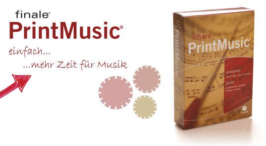 CODA MUSIC Finale PrintMusic