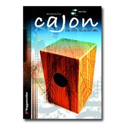 Cajon - Matthias Philipzen mit 2 CD