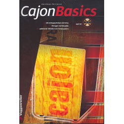 Cajon Basics + CD