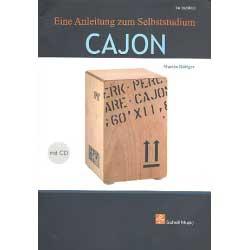 Cajon (+CD) : Eine Anleitung zum Selbststudium