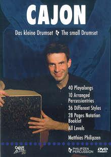 Cajon DVD Matthias Philipzen