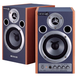 Cakewalk MA-15D Digital Stereo Micro Monitore mit Bass Enhancer