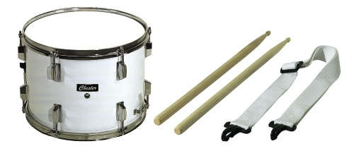 "Chester 14"" Snare Drum weiss"