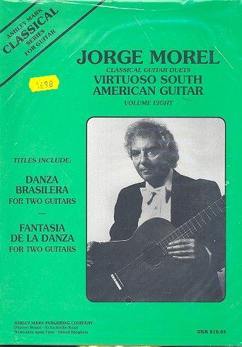 Classical Guitar Duos Vol.8