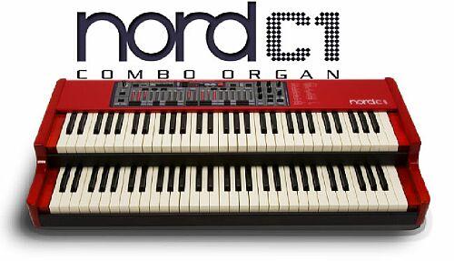 Clavia C1 Combo Organ