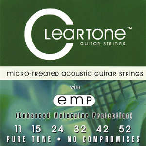 Cleartone EMP 11-52 Acoustic Strings