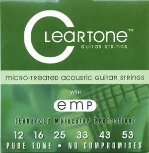 Cleartone EMP 12-53 Acoustic Strings