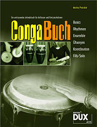 CongaBuch mit CD