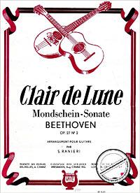 Cranz Mondschein-Sonate / Beethoven