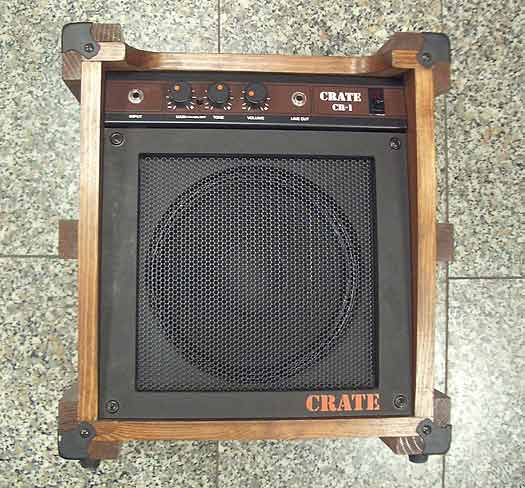 Crate CR-1 Gitarrencombo Limited Edition