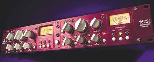 DBX 162 SL stereo Kompressor/Limiter