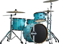 DDrum Defiant D-Bop Drum Set