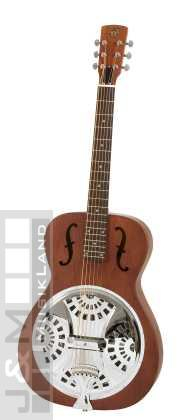 DOBRO Hound Dog Roundneck Vintage Brown
