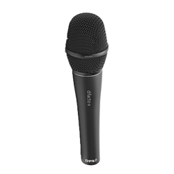 DPA d:facto II Vocal Microphone with DPA Handle
