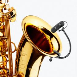DPA d:vote 4099S Saxophon Clip Microphone