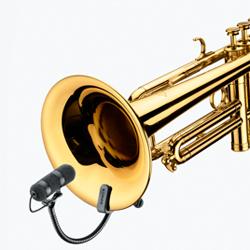 DPA d:vote 4099T Trompeten Clip Microphone