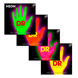 DR Neon HiDef Green NGE-10 Medium