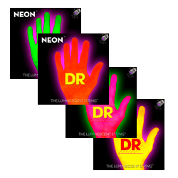 DR Neon HiDef Orange NOE-10 Medium