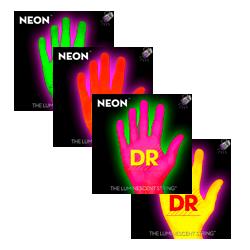 DR Neon HiDef Pink NPB5-45 Medium