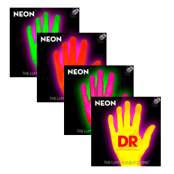 DR Neon HiDef Yellow NYB-45 Medium